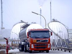 Перевозка опасных грузов в Казани, по Татарстану и России